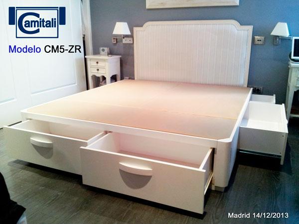 Canape de cama beautiful sof cama cheslong with canape de for Canape para cama