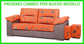 Medidas sofa cama for Sofas cama dos plazas sistema italiano