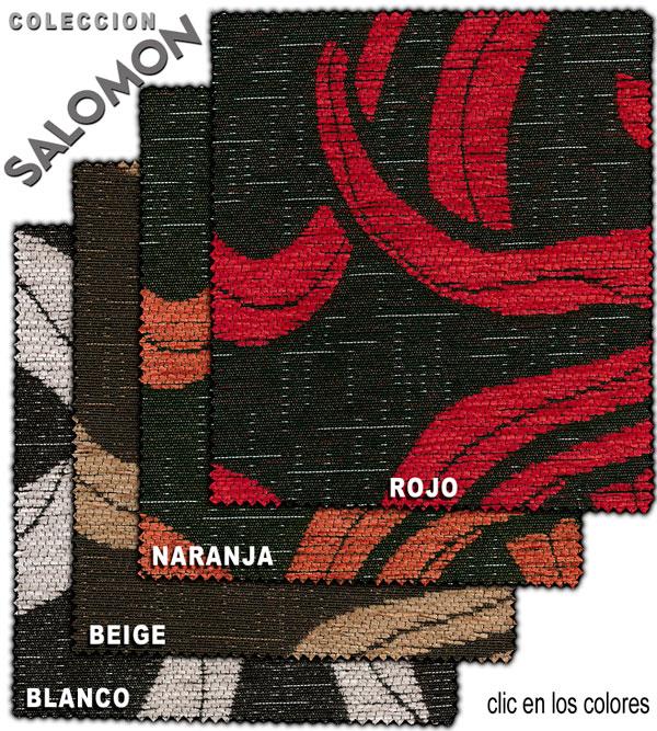 tela de tapizado chenille color gris